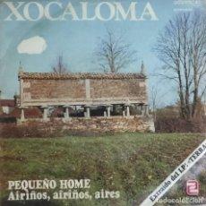 Discos de vinilo: XOCALOMA - PEQUEÑO HOME. Lote 201939168