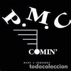 Discos de vinilo: P.M.C. - COMIN' - 12 SINGLE - AÑO 1993. Lote 254311955
