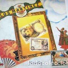 Discos de vinilo: LOS MARTINEZ - YESTERDAY. Lote 201949031