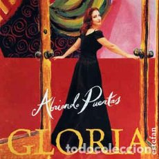 Discos de vinilo: GLORIA ESTEFAN - ABRIENDO PUERTAS . Lote 201949262