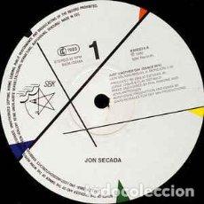 Discos de vinilo: JON SECADA - JUST ANOTHER DAY . Lote 201949443