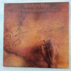 Discos de vinilo: MOODY BLUES. TO OUR CHILDRENS CHILDRENS... THRESHOLD 9299 136. HOLANDA, 1969.. Lote 201970900