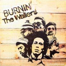 Discos de vinilo: LP BURNIN'- BOB MARLEY AND THE WAILERS ORIGINAL SPAIN 1980. Lote 201980567