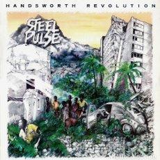 Discos de vinilo: LP HANDSWORTH REVOLUTION . STEEL PULSE - ORIGINAL SPAIN 1978. Lote 201997438