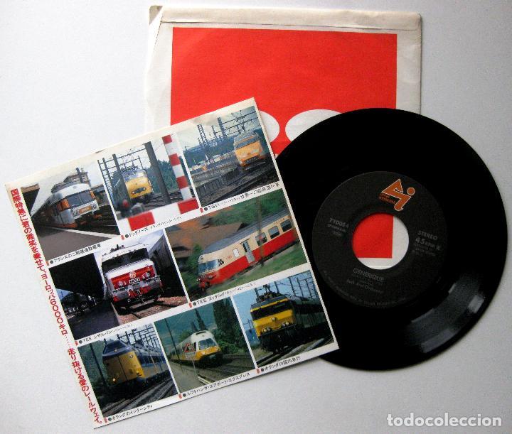 Discos de vinilo: Paul Slade - Friend (Trans Europe Express) - Single Canyon International 1983 Japan BPY - Foto 2 - 202003670