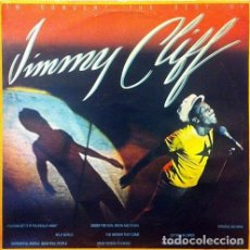 Discos de vinilo: IN CONCERT THE BEST OF JIMMY CLIFF - ORIGINAL ANALÓGICO SPAIN 1981. Lote 202008301