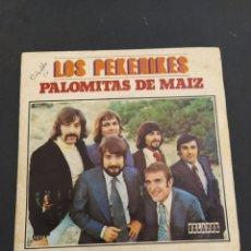 Discos de vinilo: LOS PEKENIKES - PALOMITAS DE MAIZ/POLUCIÓN. Lote 202023593