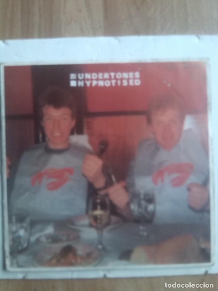 THE UNDERTONES - HYPNOTISED PROMO VERSION AÑO 1990 (Música - Discos - LP Vinilo - Pop - Rock - New Wave Internacional de los 80)