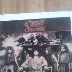 Discos de vinilo: OZZY OSBOURNE - NO REST FOR THE WICKED. Lote 202027391