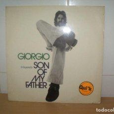 Discos de vinilo: GIORGIO LP ARIOLA 1972 . Lote 202027493