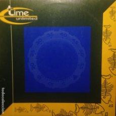 Discos de vinilo: TIME UNLIMITED - VARIOUS ?– BLUE FISH EP 3. Lote 202037302