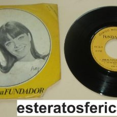 Discos de vinilo: LOS LORD'S EP FUNDADOR AÑO 1967 LOVE PLEASE LOVE ME+ 3. Lote 202039081