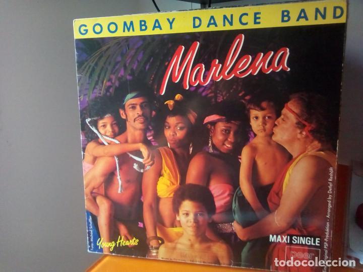 GOOMBAY DANCE BAND - MARLENA (Música - Discos de Vinilo - Maxi Singles - Grupos y Solistas de latinoamérica)