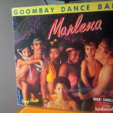 Discos de vinilo: GOOMBAY DANCE BAND - MARLENA . Lote 202072446