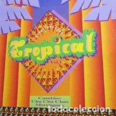 Discos de vinilo: TROPICANA CLUB - TROPICAL VOL. 1 . Lote 202072530