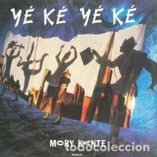 Discos de vinilo: MORY KANTE - YÉ KÉ YÉ KÉ. Lote 202072768