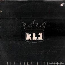 Discos de vinilo: K.L.J. / FLY AWAY WITH YOU / LP DE 1995 RF-7828. Lote 202073381