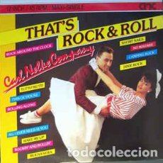 Discos de vinilo: CARL NELKE COMPANY - THAT'S ROCK & ROLL . Lote 202073873