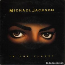 Dischi in vinile: MICHAEL JACKSON – IN THE CLOSET 1992 PROMO: EPIC – ARIE 3103. Lote 202245895