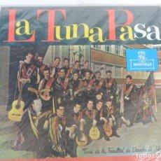 Discos de vinilo: LA TUNA PASA - TUNA DE LA FACULTAD DE DERECHO DE MADRID - 60'S - 70'S. Lote 202248312