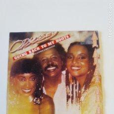 Discos de vinilo: ODYSSEY GOING BACK TO MY ROOTS / BABA AWA ( 1981 RCA ESPAÑA ). Lote 202261007