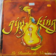 Discos de vinilo: GIPSY KINGS LA RUMBA DE NICOLAS. Lote 202266530