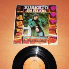 Discos de vinilo: ROBERTO CARLOS. 120..150..200 KM/H CBS 1970. Lote 202268265