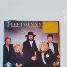 Discos de vinilo: FLEETWOOD MAC LITTLE LIES / RICKY ( 1987 WARNER BROS UK ) STEVIE NICKS. Lote 211528096