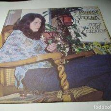 Discos de vinilo: LP - VINILO - HARRIET SCHOCK – SHE'S LOW CLOUDS - T-460 ( VG+ -VG) . Lote 202278102