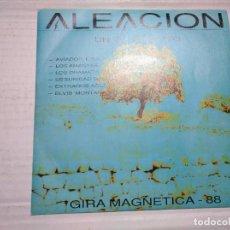Discos de vinilo: ALEACION - UN EP INSOLITO. Lote 202303357