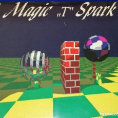 Discos de vinilo: MAGIC T SPARK -( BIRTHDAY)- RUTA DEL BACALAO-CONTRASEÑA RECORDS. Lote 202312583