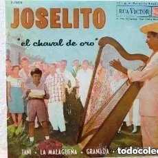 Discos de vinilo: JOSELITO - TANI + 3 (EP) 1962. Lote 202343701