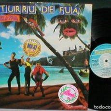 Discos de vinilo: PUTURRU DE FUA SPAIN MAXI SINGLE NO TE OLVIDES LA TOALLA CUANDO VAYAS A LA PLAYA 1987 VERSION DISCO. Lote 202357818