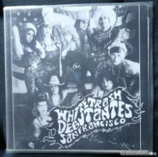 Discos de vinilo: WHITE TRASH DEBUTANTES: SAN FRANCISCO - SG VINILO - 1991 GREEN VINYL ALTERNATIVE TENTACLES. Lote 202361312