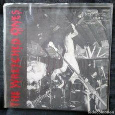 Disques de vinyle: THE WRETCHED ONES : GOING DOWN TO THE BAR - EP VINILO - 1991 PUNK. Lote 202362268