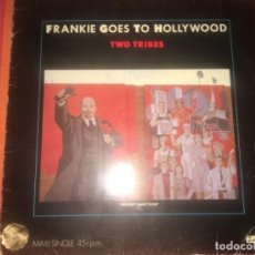 Discos de vinilo: FRANKIE GOES TO HOLLYWOOD: TWO TRIBES. Lote 202370296