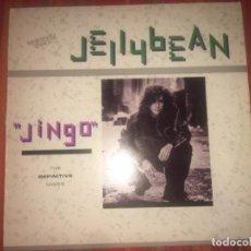 Discos de vinilo: JELLY BEAN: JINGO. Lote 202370863