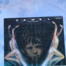 Discos de vinilo: LOTE 3 VINILO CAMEL. Lote 202378767