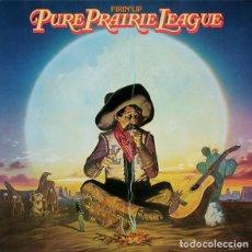 Discos de vinilo: PURE PRAIRIE LEAGUE_–FIRIN' UP. Lote 202379665