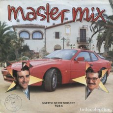Discos de vinilo: MASTER MIX VOL. 2. Lote 202379675
