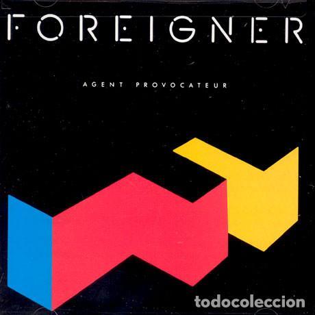 FOREIGNER_?AGENT PROVOCATEUR (Música - Discos de Vinilo - Maxi Singles - Rock & Roll)
