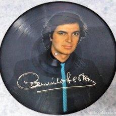 Discos de vinilo: CAMILO SESTO - CON GANAS - 1983 FOTODISCO EDICIÓN ESPECIAL LIMITADA (SUMAMENTE RARO). Lote 202390560