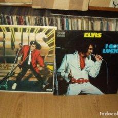 Discos de vinilo: LOTE 6 LP'S ELVIS PRESLEY. Lote 202431148