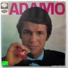 Discos de vinilo: ADAMO - LE NEON +3 - EP LA VOZ DE SU AMO 1967 BPY. Lote 202468011