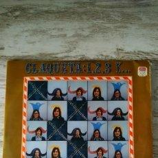 Discos de vinilo: QUEIMADA-CLAQUETA 1 2 3 Y .... Lote 202487412