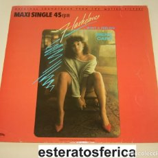 Discos de vinilo: IRENE CARA – ORIGINAL SOUNDTRACK FROM THE MOTION PICTURE FLASHDANCE ... WHAT A FEELING. Lote 202494275