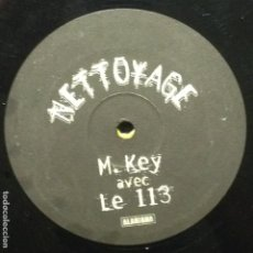 Discos de vinilo: M.KEY – NETTOYAGE - 1999. Lote 202495140
