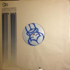 Discos de vinilo: ORGANIC AUDIO – SPEED CABBAGE. Lote 202497818