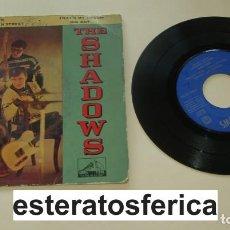 Discos de vinilo: THE SHADOWS – GONZALES / FIND ME A GOLDEN STREET / THAT'S MY DESIRE / BIG BOY - LA VOZ DE SU AMO 19. Lote 202521406