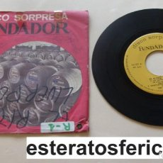 Discos de vinilo: LOS EXÓTICOS (DAVE ALLEN & THE EXOTICS) – EL RITMO DE LIVERPOOL – EP SPAIN 1967 – FUNDADOR. Lote 202521780